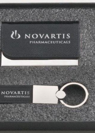 personalized keychains and business card holders