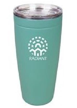 insulated drink tumbler with logo
